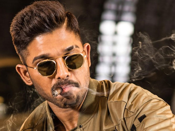 Allu Arjun Icon put on hold with the reason of Saaho!