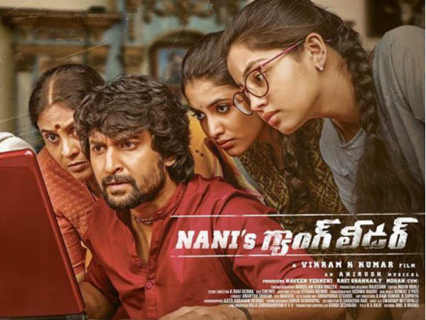Nanis Gang Leader First Day Collection Report