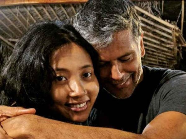 నా తల్లి, మిలింద్ వయసు ఒకటే.. అందుకే నా భర్తను డాడీ అంటాను.. అంకిత సెన్సేషనల్