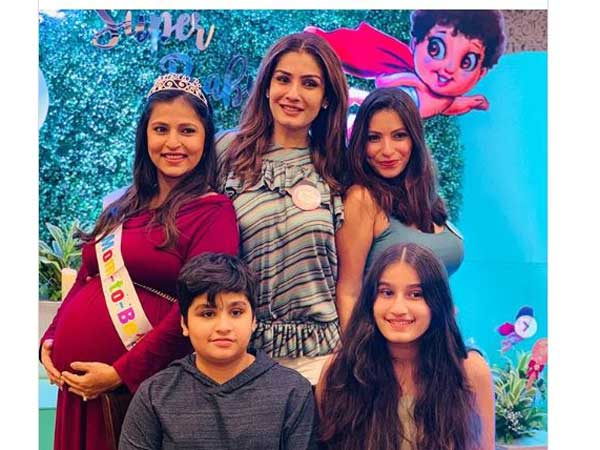 Raveena Tandon set to become a grandmother soon