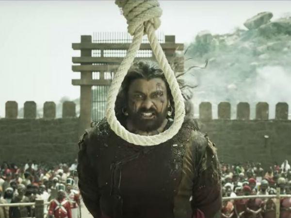 సైరా ట్రైలర్ రివ్యూ: గెట్ అవుట్.. భారతమాత గడ్డపై నుంచి చెబుతున్నా.. ఫిరంగుల్లా పేలిన డైలాగ్స్