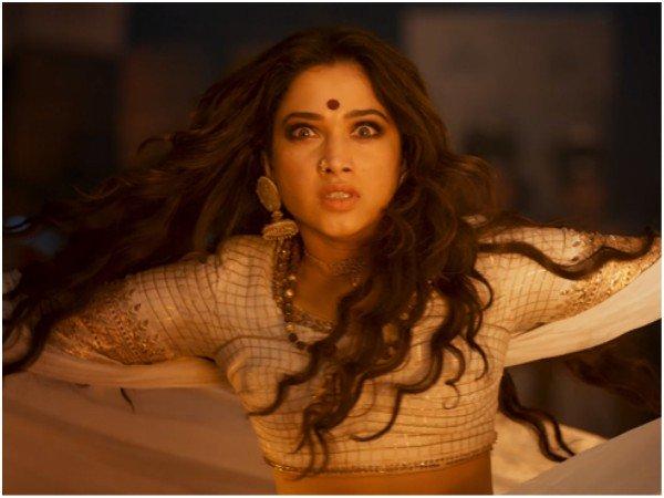 Sye Raa Trailer: తమన్నా పాత్రను చూసి బాధపడుతున్న టాప్ హీరోయిన్లు!