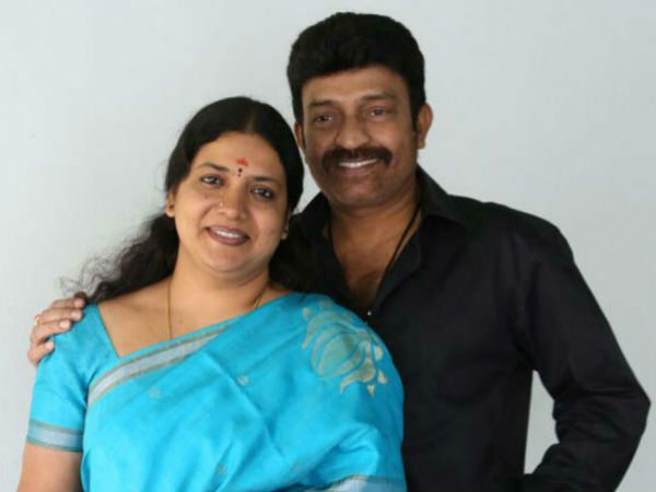 jeevitha shres her feelings on Dr. Rajasekhar