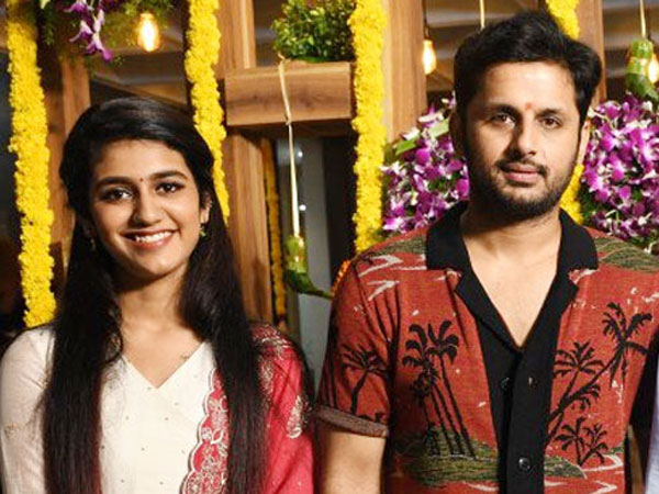 Nithiin Chandra Sekhar Yeleti movie title fixed