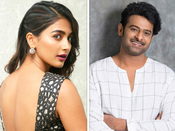 Pooja Hegde Tells Interesting Facts About Prabhas