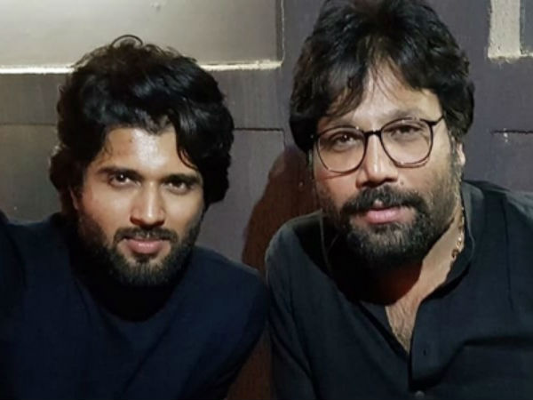 Vijay Deverakonda Will Again With Sandeep Reddy Vanga..?