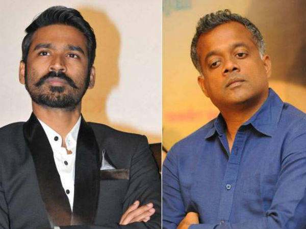 Dhanush And gautham Menon Issue In Thoota Movie
