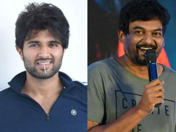Vijay Deverakonda- Puri Jagannadh movie Latest Update