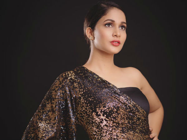 Lavanya Tripathi Comments On Arjun Suravaram Shooting