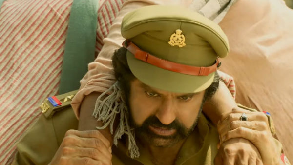 బాలకృష్ణ ఆన్ ఫైర్.. పొగరు చూపించమంటావా అంటూ ఉతికేశాడు..ఇది దెబ్బతిన్న సింహంరా!