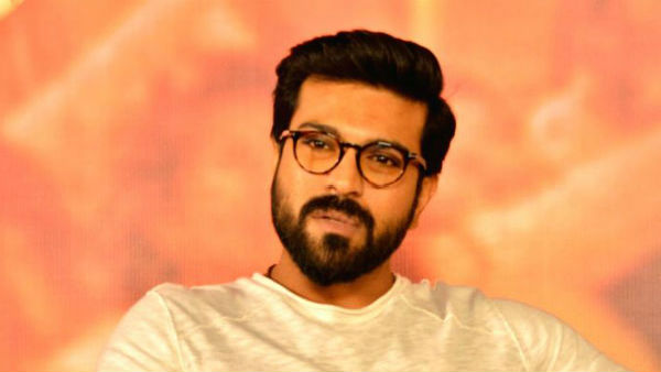 Ram Charan Buys Driving Licence Movie Remake rights