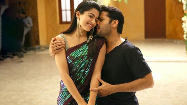 Bheeshma movie twitter review: నితిన్ సూపర్బ్ టైమింగ్, కామెడీ