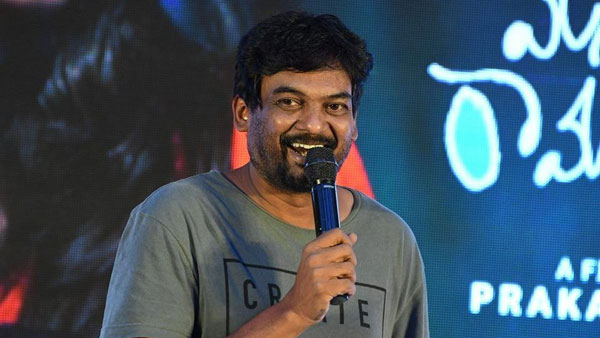 Puri Jagannadh thoughts on Fighter