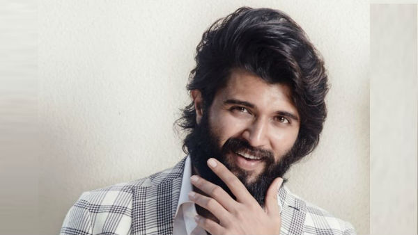Vijay Deverakonda as Hyderabad Times Most Desirable Man 2019