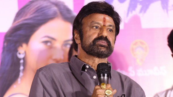 Balakrishna b.gopal project launch date fix