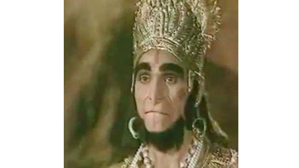 'రామాయణ' సుగ్రీవుడు కన్నుమూత.. ధృవీకరించిన సన్నిహితులు
