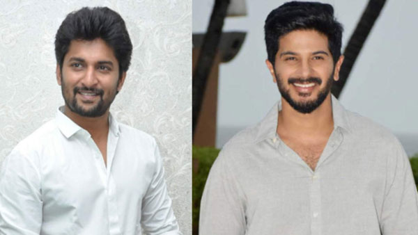How Dulquer replaced Nani in Lieutenant Ram!