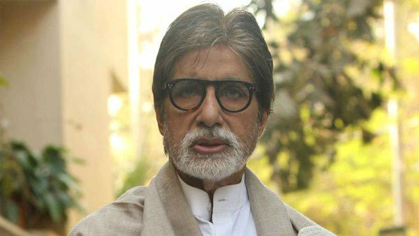 Big B hits back at a troller, Says My respect is not judged by anyone