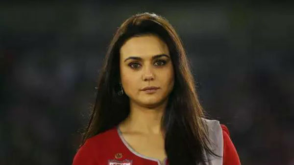 Preity Zinta about covid 19 test and Quarantined In Dubai,