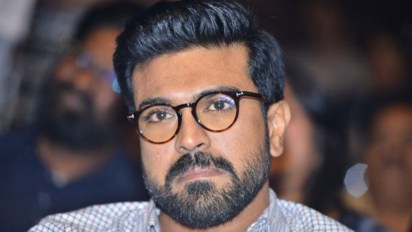 Ram charan new workouts for megastar acharya project