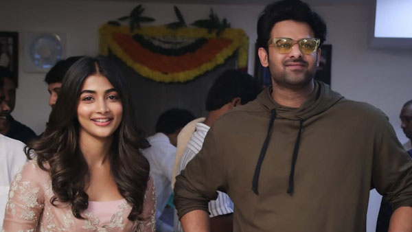 Pooja hegde about radheshyam shooting locations situation