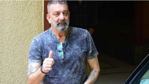Sanjay Dutt Looks Weak in a Recent Pic