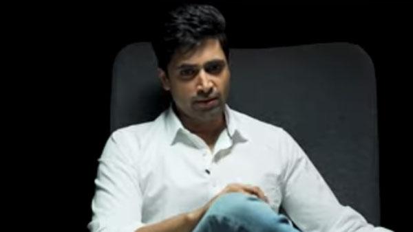 'మేజర్' అలా పుట్టింది: లుక్ టెస్ట్ వీడియో రిలీజ్ చేసిన మహేశ్ బాబు