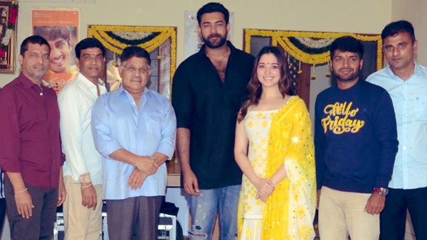 F3 Shooting Started from today in Special set