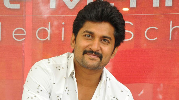 Nani challenging role in upcoming big budget film