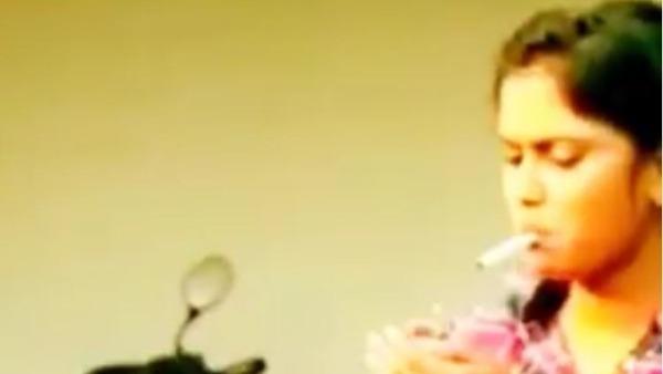 బీరు తాగుతూ.. సిగరెట్ కాల్చుతూ ఆరియానా రచ్చ: కలకలం రేపుతోన్న బోల్డ్ బ్యూటీ హాట్ వీడియో