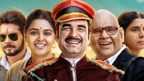 Kaagaz Movie Review Monal Gajjar Pankaj Tripathi S Performances Are Highlight