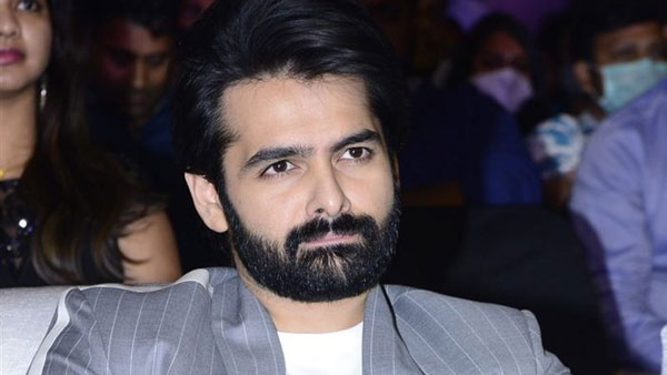 Ram Pothineni Sell Krack Ticket In Red Movie Pre Release Event