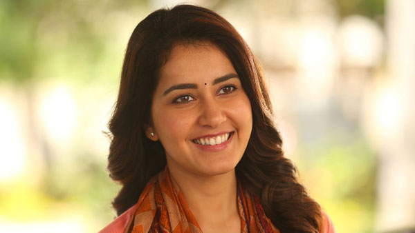 Rashi khanna another golden opportunity in mega film