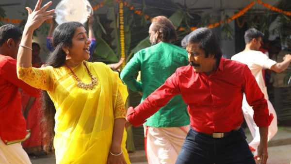 Bhanu Chander And Suhasini For Sankranti Special Song