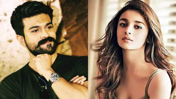 Alia Bhatt to romance in two songs with Ram Charan for SS Rajamoulis RRR