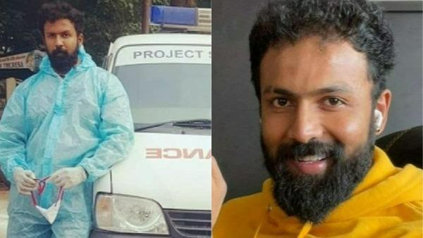 Actor Arjun Gowda Turns Ambulance Driver For Coronavirus Victims