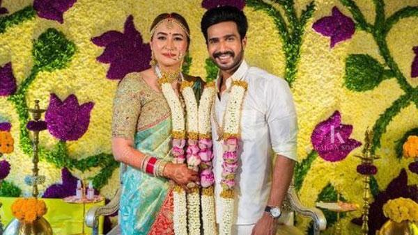 Vishnu Vishal, Jwala Gutta Marriage: Goodbye to Dating .. Jwala, Vishnu |  Actor Vishnu Vishal married to Badminton player Jwala Gutta in hyderabad