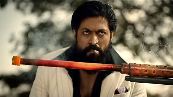 Yash Not Ready To Hindi Dubbing For Kgf Chapter 2
