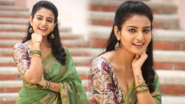 Ananya Nagalla Faces Pressure From Friends For Vakeel Saab Tickets