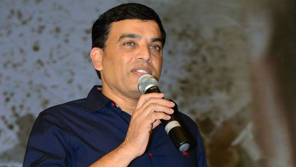 Vakeel Saab producer Dil Raju tested coronavirus positive