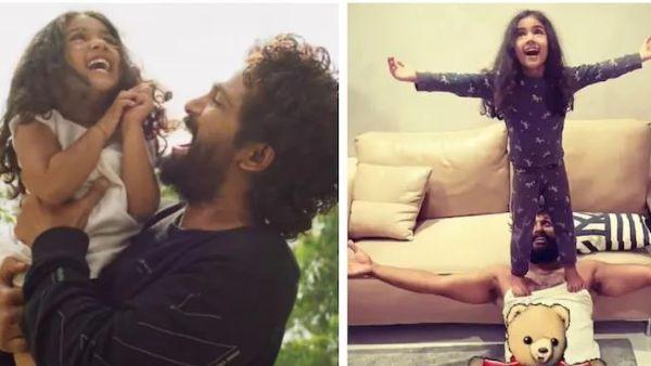 Allu Arjun Shared Her Kids Memorable Moment S In Instagramkids Memorable Moment S In Instagram