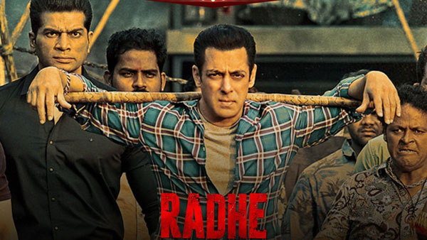 Salman Khans Radhe Day 4 Expected Collections At Ott And Overseas