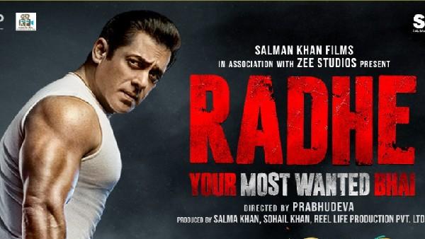 Salman Khan S Radhe Day 6 Overseas Collections Worldwide