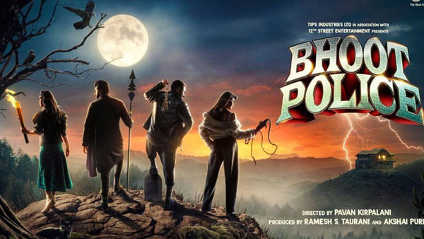 Jacqueline Fernandezs Bhoot Police Pre Release Business And Ott Release Details