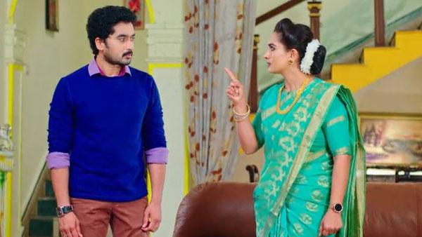 Karthika Deepam serial June 15th Episode: పళ్లు రాలగొడుతా,అది ఆటబొమ్మ కాదు, కార్తీక్పై సౌందర్య ఫైర్