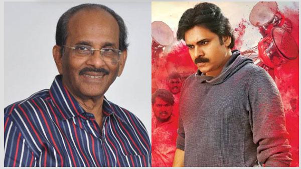 Pawan Kalyan is dynamite .. he doesn't want it .. Vijayendra Prasad sensational comments - The Post Reader