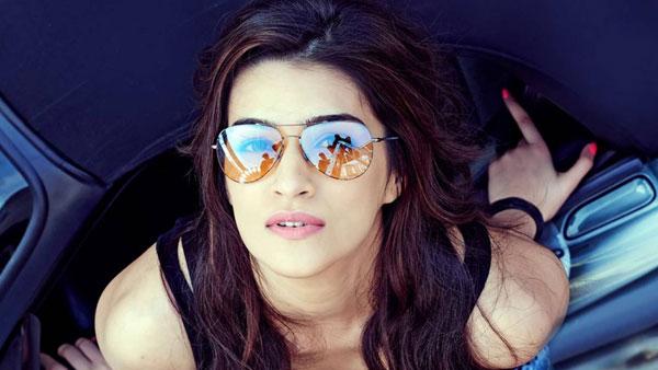 Krithi Sanon fires : చాలా ఘోరంగా యాంగిల్ బాలేదంటారా, అది పర్సనల్ కదా?