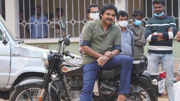 PSPK-Rana Movie Shoot started: పవర్ స్టార్ రచ్చ మళ్లీ మొదలైంది.. మరోసారి గాయకుడిగా..