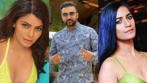 Porn Rocket case లో షెర్లీన్ చోప్రా, పూనమ్ పాండేకు ఊరట.. అరెస్ట్ చేయొద్దంటూ