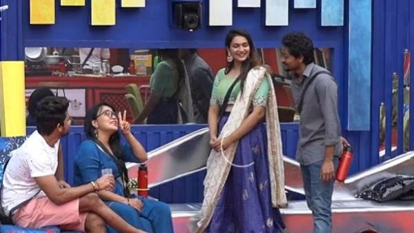 Bigg Boss Telugu 5 Unseen:శ్వేతా వర్మకు పెళ్లిచూపులు..పెళ్లికొడుకుగా షణ్ముఖ్.. కొంటెచూపులతో కెమిస్ట్రీ అదుర్స్